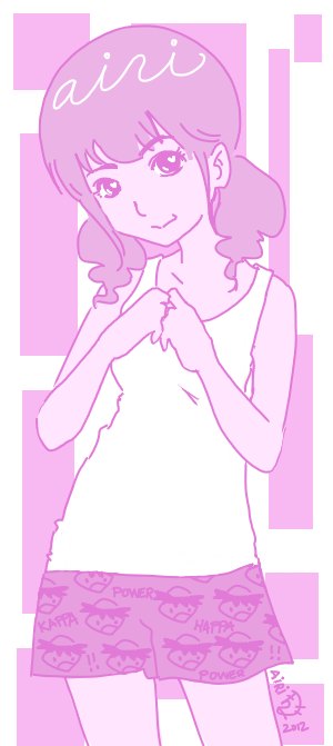 Quick Airi in Pink by PucchiQ