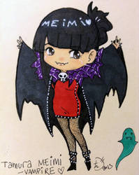 Meimi the Vampire Queen