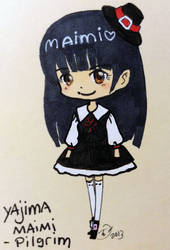 Maimi the Pilgrim