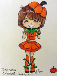 Chinami the Pumpkin Princess by PucchiQ