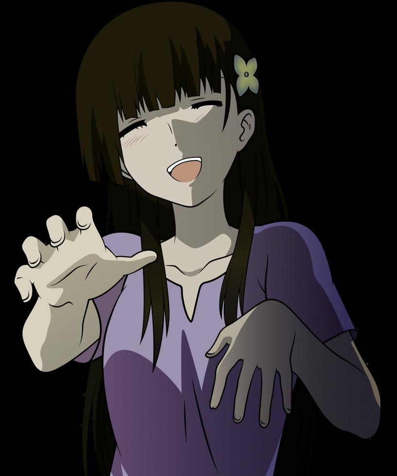 Anime Sankarea Sanka_rea_vector_by_shagohod7-d7c5q4n