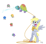 Derpy Hooves' ParaFight 2