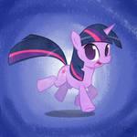 Twilight Sparkle - Colored