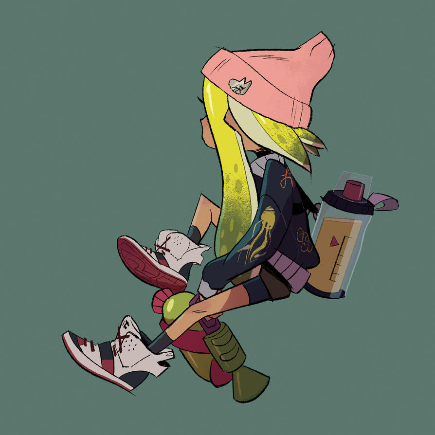 Splatoon 2 by yiKOmega