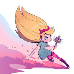 Star by yiKOmega