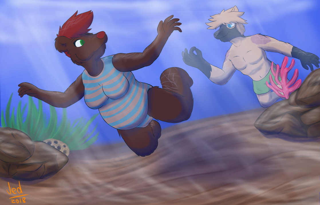 [TRADE] Discovering the sea by Jedader