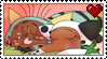 SamxJustine (Samstine) Stamp by HealerCharm