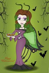 Jadette's Halloween Costume~ by HealerCharm