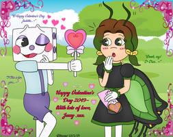 Happy Valentine's Day 2019 by HealerCharm
