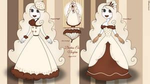 Cuphead OC Adopted - Duchess Coco Nucifera by HealerCharm