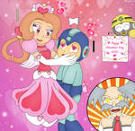 Happy Valentine's Day 2020 (Entry For RockMiyabi)