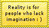 Reality by Lintu47