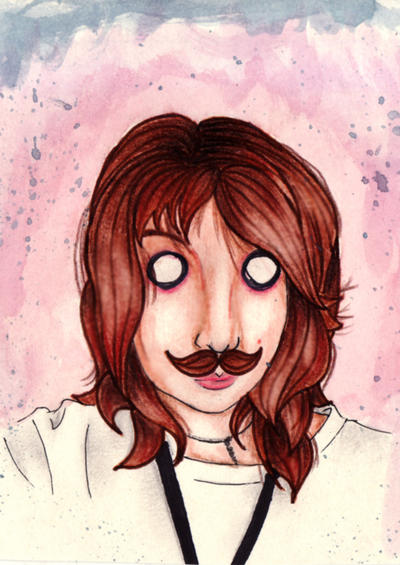 Movember portrait by lintu47