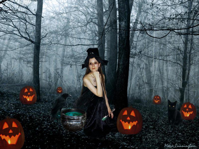 Samhain by Mental-Mishap