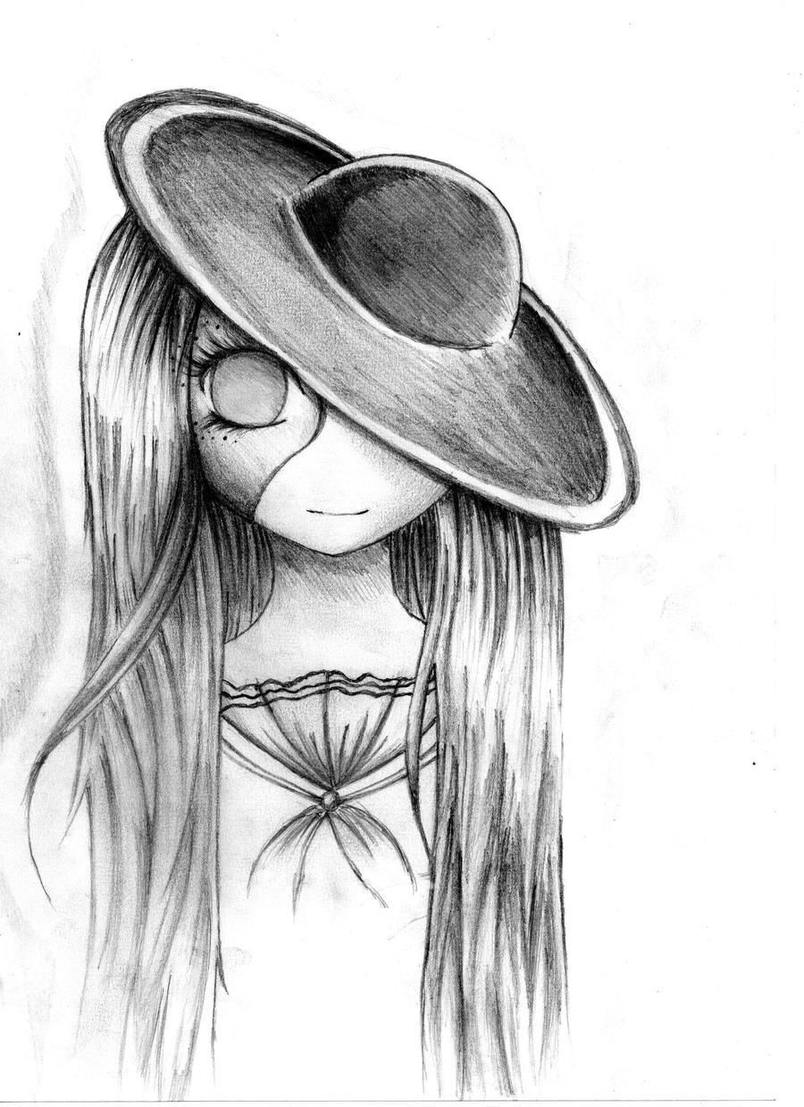 Anime drawings by alicejeeh on deviantart for Good and easy drawings