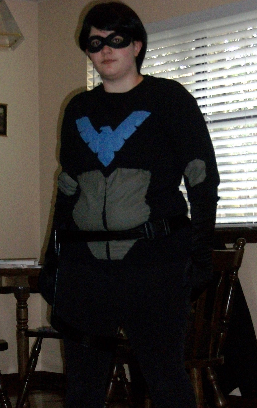 Nightwing - Young Justice by StardustDragon794 on DeviantArt