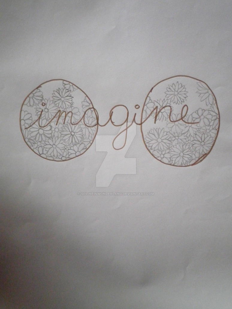 imagin by SolineinWonderland