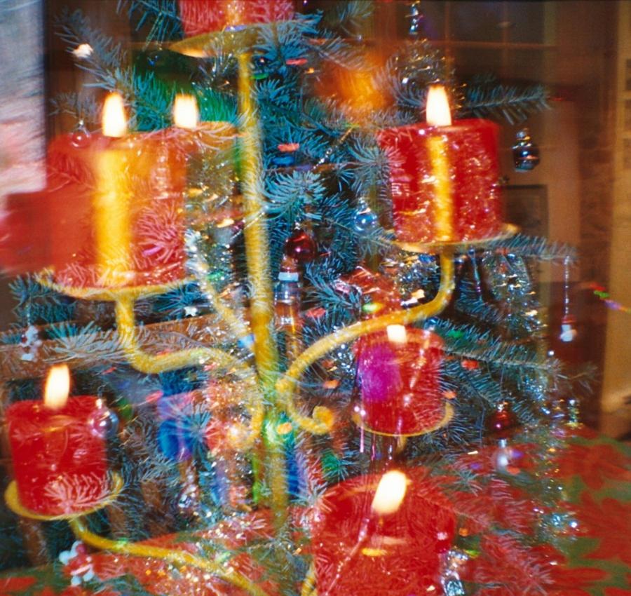 Multiple Exposure Christmas by deineBrightEyes