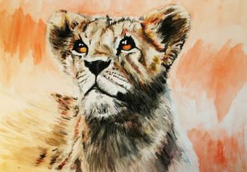 Simba by xxx-ellie