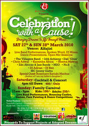 CelebationWithACause-Poster