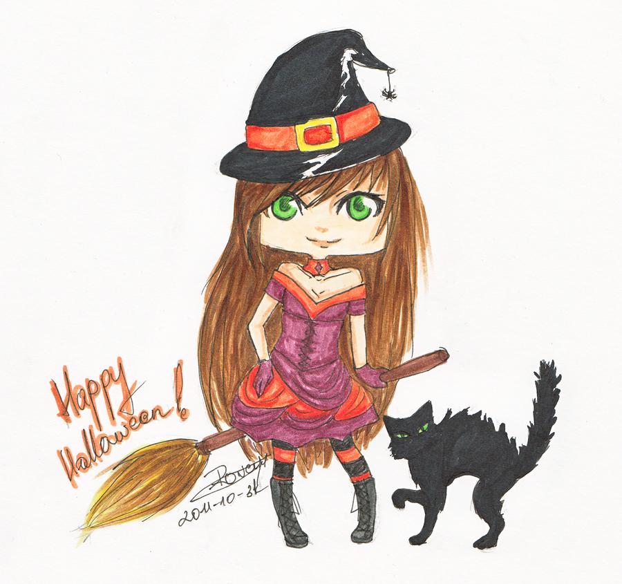 Happy Helloween by Mikirana