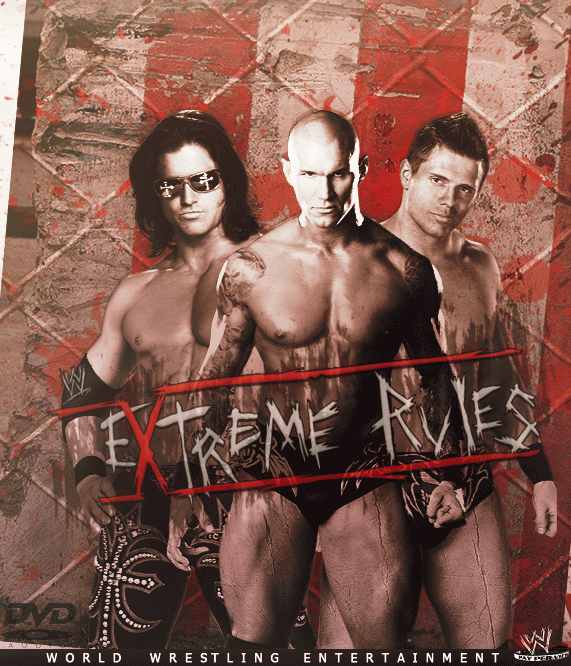 Poster WWE Extreme rules 2011 by SINTROX