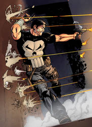 Punisher by NayMoon