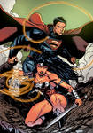 Justice League  14 Cover