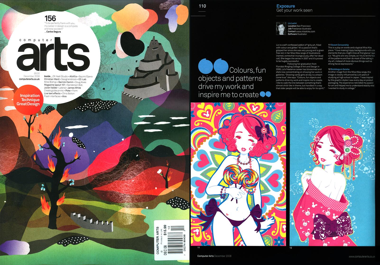 Computer Arts Magazine 2015