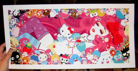 Sanrio print ON SALE NOW