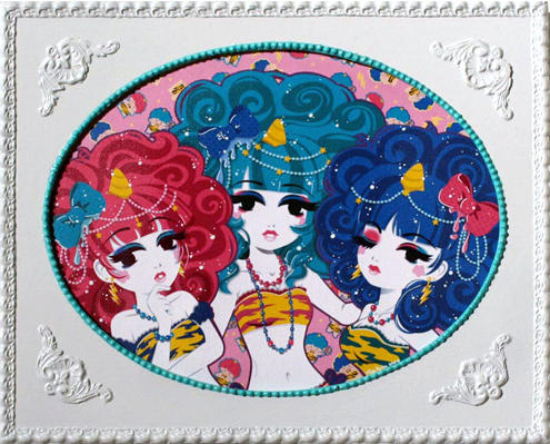 Goro Pika Don Thunder Sisters
