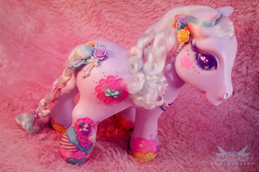 Cotton Candy Cloud Dancer