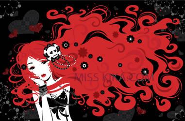 Cherry Syrup by Blush-Art
