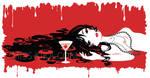 Murderous Martini by Blush-Art