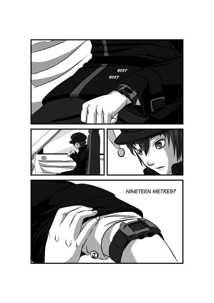 Persona 4 dating naoto takenaka 6