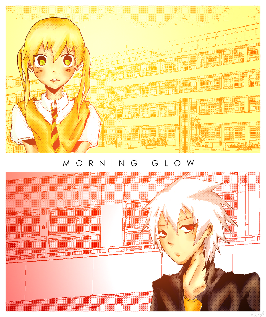 Morning glow. by MaskHerAid