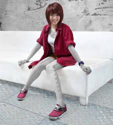 Imma Robot by missmurdeur