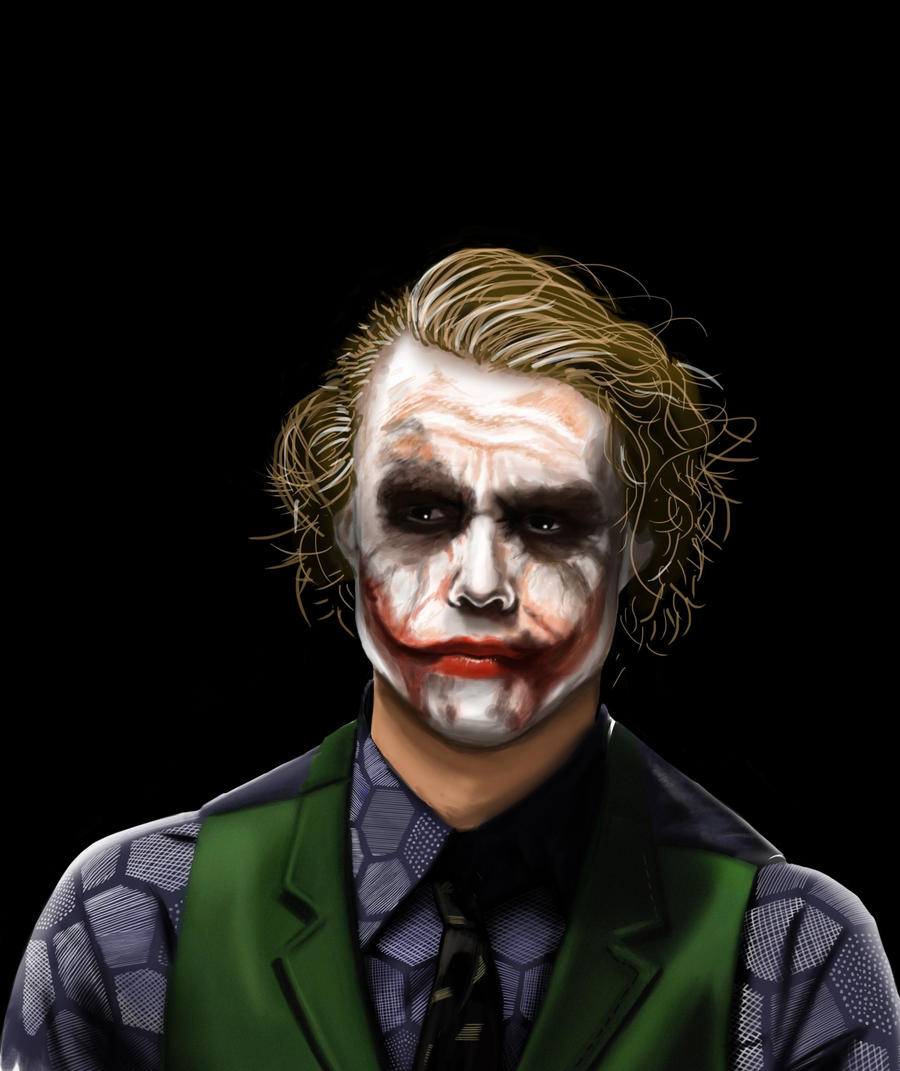 heath ledger joker facebook cover