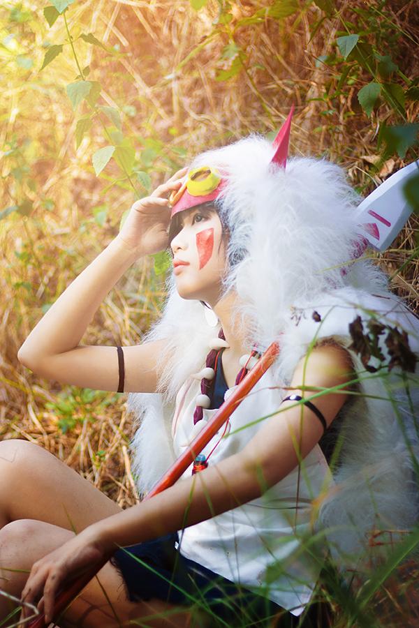 Mononoke Hime 3 by chuongtu