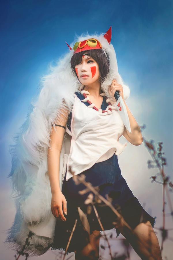 Mononoke Hime 5 by chuongtu