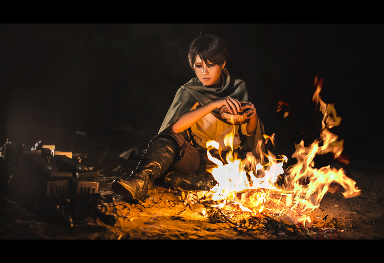 SnK::The fire by chuongtu