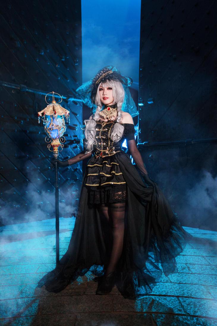 QuizRPG::Celina Nightmare 1 by chuongtu
