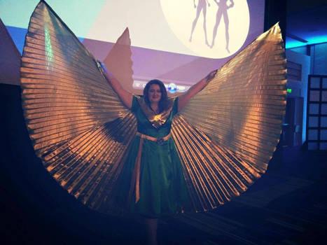 Phoenix of X-Men Dress