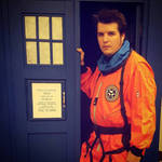 10th Doctor Space Suit