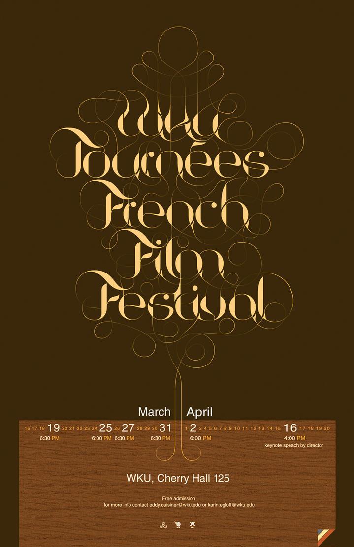 french film festival by mil3n