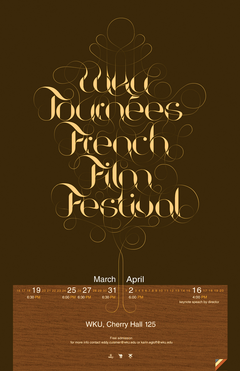 french film festival by mil3n