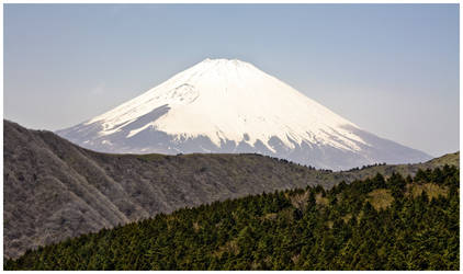 Mount Fuji by CookiemagiK