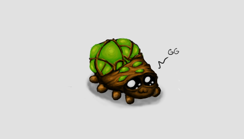 Baneling by CookiemagiK