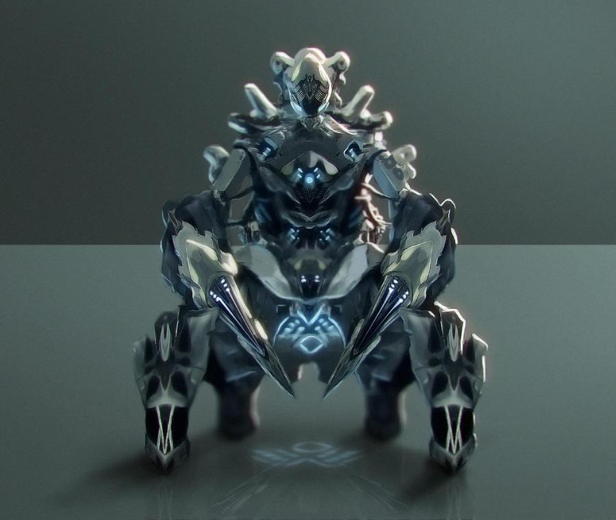 Robot Design 13 by MOSKUITO on DeviantArt