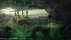 Landscapes part one: Fantasy Forest